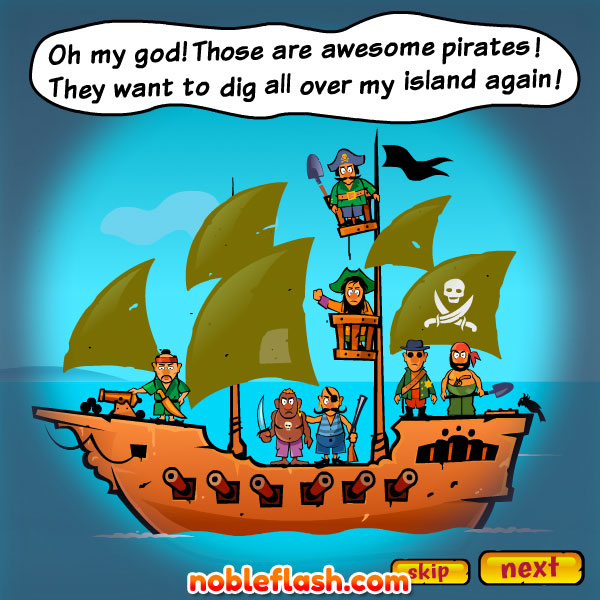 best games ever - awesome pirates