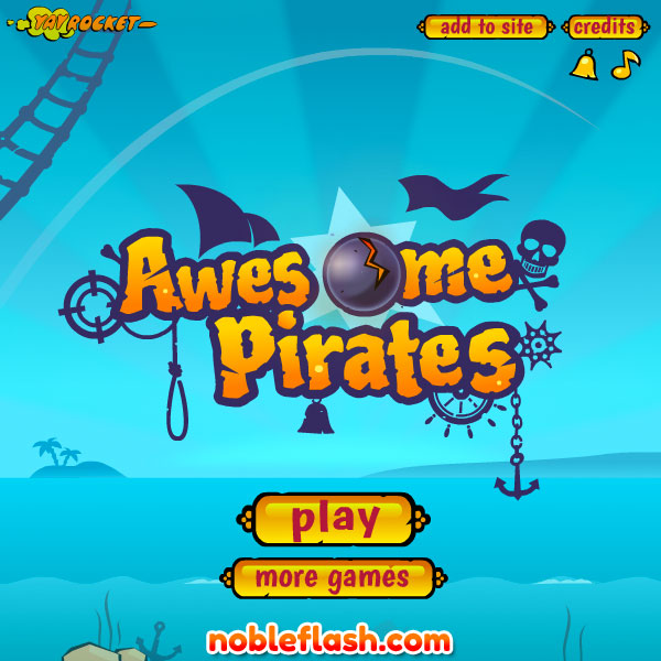 Best Games Ever - Awesome Pirates - Play Free Online