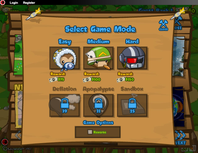 Best Games Ever - Bloons TD 5 - Play Free Online