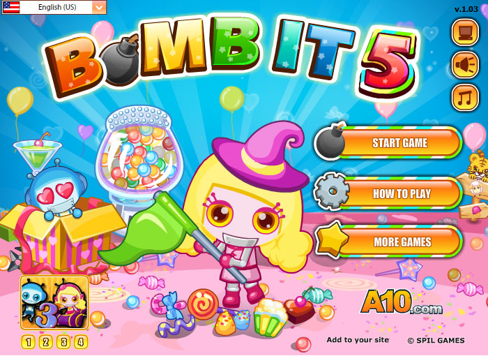 play free arcade bomb games online