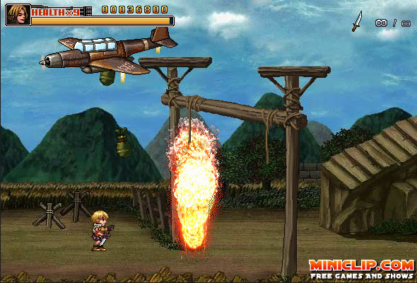 metal slug 2 play online