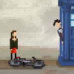 Doctor Who A Brilliant Game