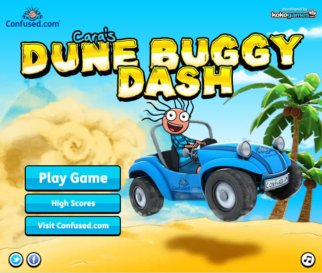 Dune Buggy Car Game Online Play