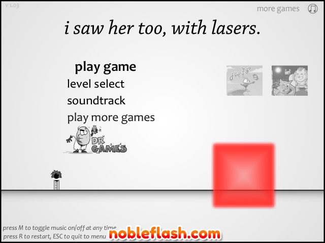 i saw her too with lasers Full Walkthrough - YouTube