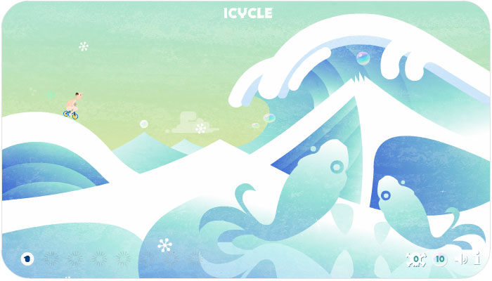 best games ever - icycle