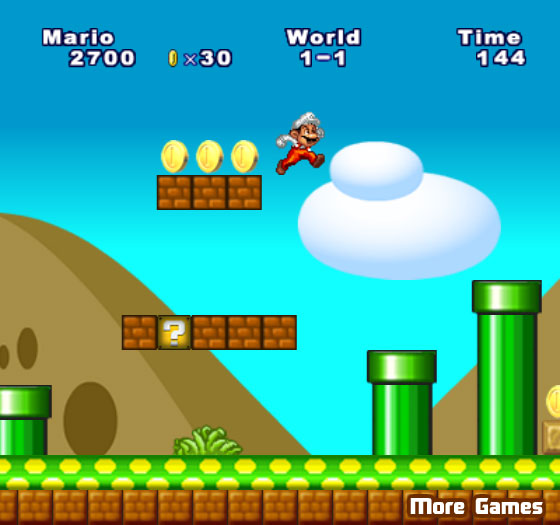 super mario games to play for free