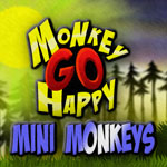 Monkey GO Happy: mini monkeys 1