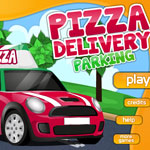Park the Pizza Delivery Car