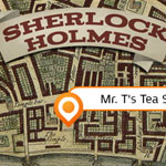 Sherlock Homes The Tea Shop
