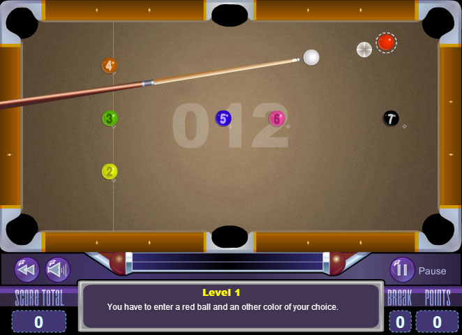Play Free Snooker Games