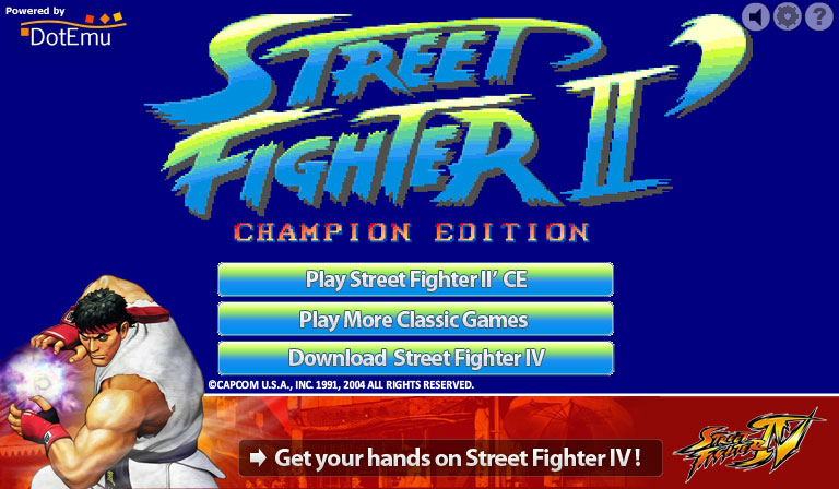 Best Games Ever - Street Fighter 2 ex - Play Free Online