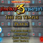 Fireboy And Watergirl 3 - The Ice Template