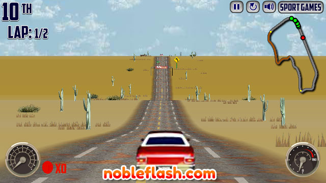 Best Games Ever V8 Muscle Cars Play Free Online