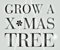 Grow a Christmas Tree