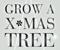 Grow a Christmas Tree